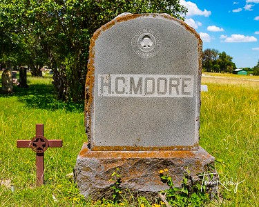 Texas Rangers-H C Moore-2583