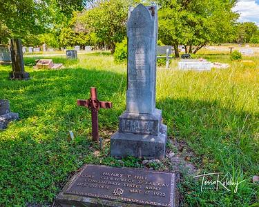 Texas Rangers-Henry T Hill-2584