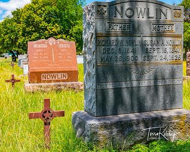 Texas Rangers-Richard W Nowlin-2596