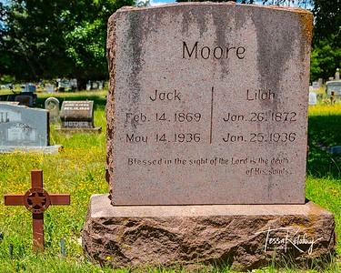 Texas Ranger- Jack Moore-2618