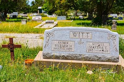 Texas Rangers-William H Witt-2604