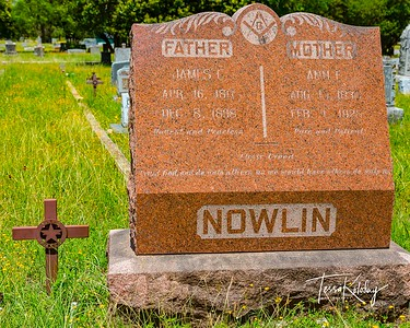 Texas Rangers-James C Nowlin-2597