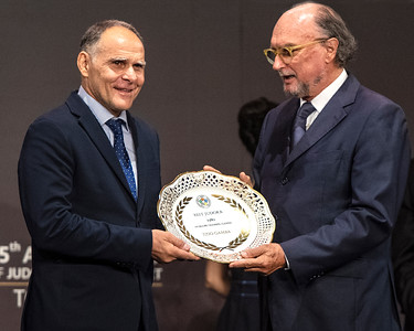 2019 IJF Gala Dinner Celebrating 55 years of Judo as an Olympic Sport