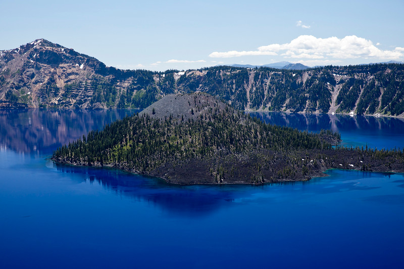 Wizard Island (Crater Lake NP, OR)
