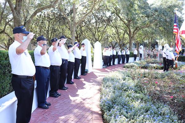 2020 Veterans Day Ceremony