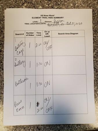 Pawtucett, RI L1I Trial Summary