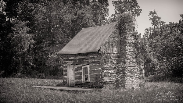 Old house along Crabtree Falls Highway, Tyro, Virginia