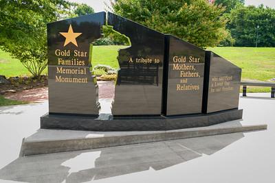 Reynolds Garden at the National D-Day Memorial, Bedford, Virginia