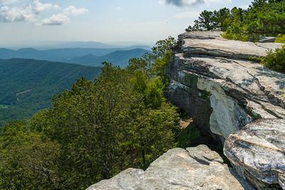 View from McAfee Knob, Virginia