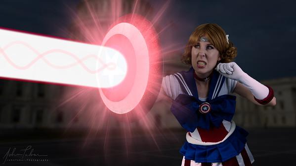 Sailor Captain America