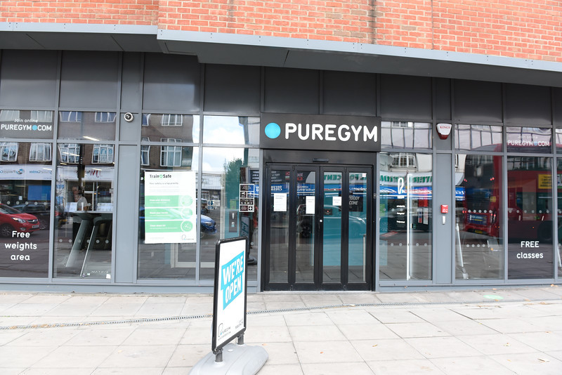 Pure Gym, Acton