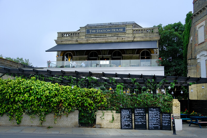 The Station House, Acton