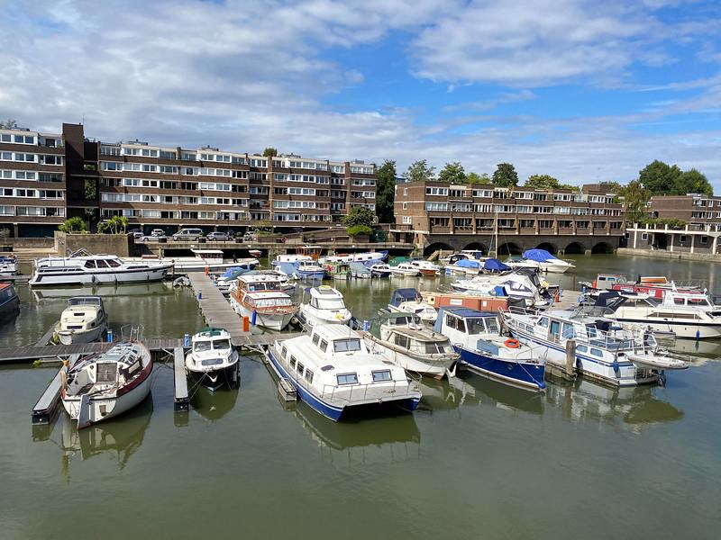 Brentford Marina, Brentford