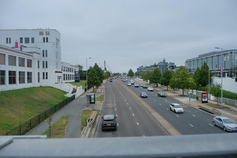 Great West Road, Brentford