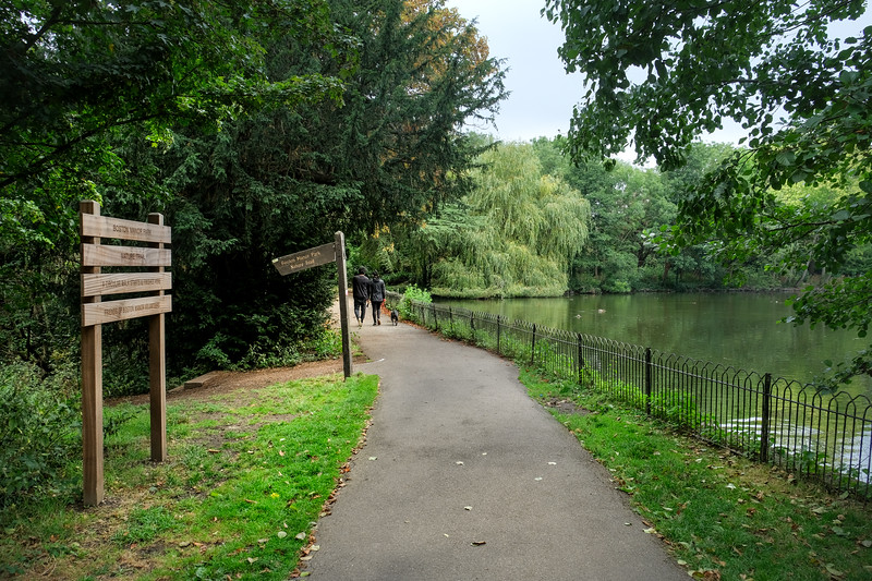Boston Manor Park, Brentford