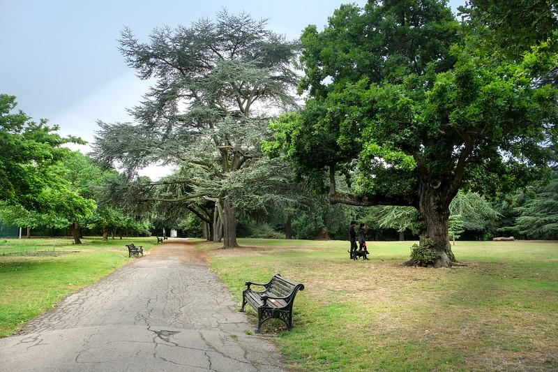 Boston Manor Park, Brentford