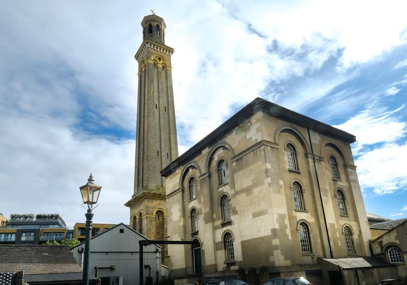 London Museum of Water & Steam, Brentford