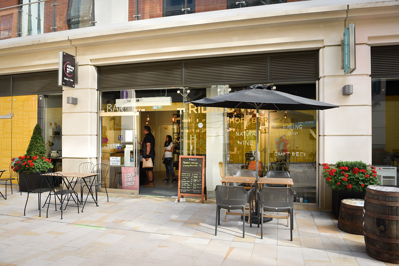 The Riding Natural Wine Shop, Ealing