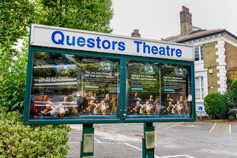 Questors Theatre, Ealing