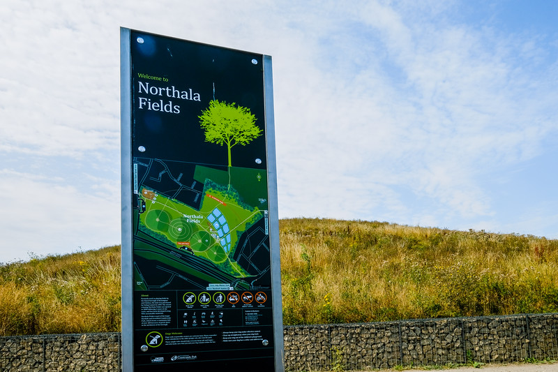 Northala Fields, Greenford