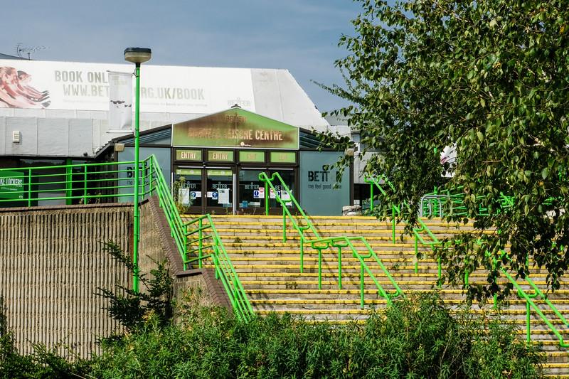Gurnell Leisure Centre, Greenford