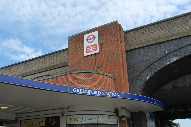 Greenford Station, Greenford