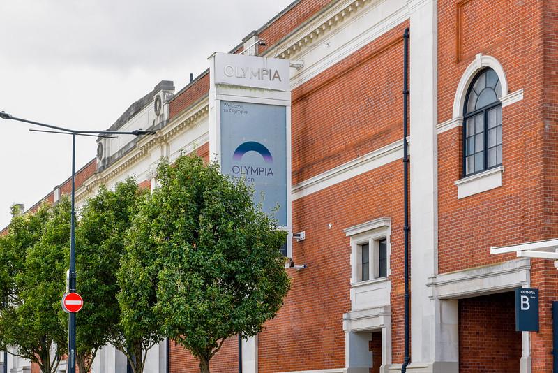 Olympia, Hammersmith