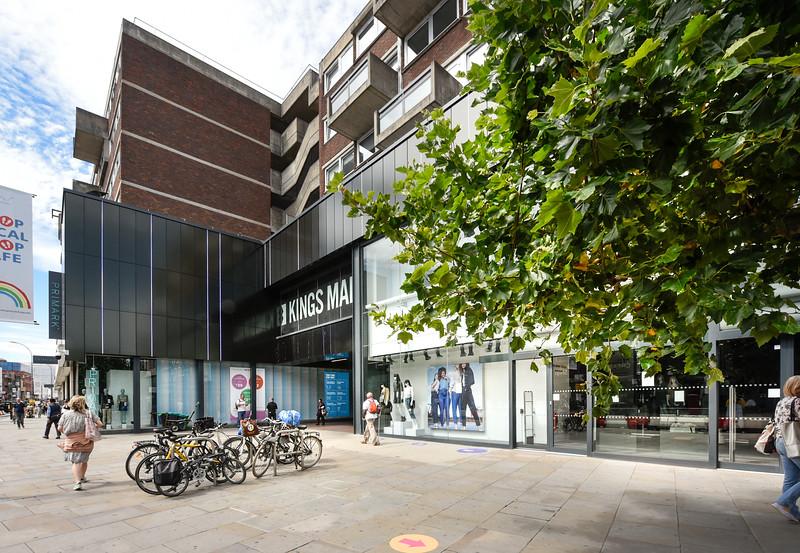Kings Mall,  Hammersmith