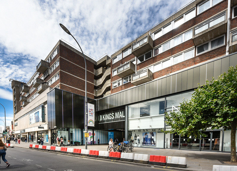 Kings Mall,  Hammersmith