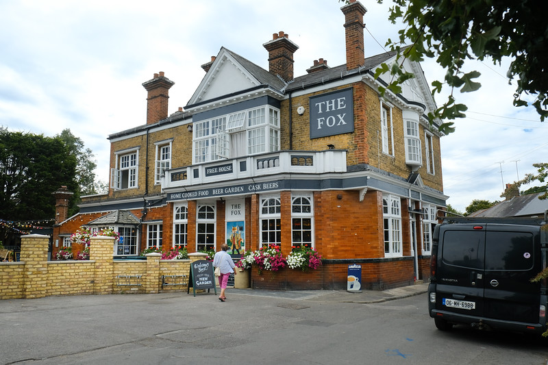 The Fox, Hanwell