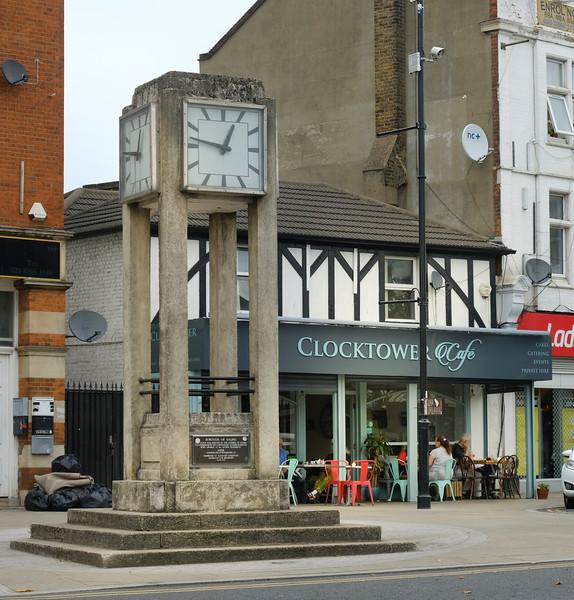 Clock Tower, Hanwell