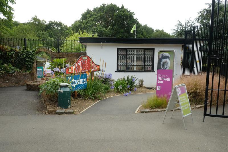 Hanwell Zoo, Hanwell