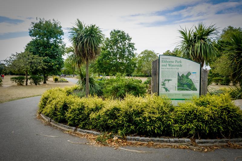 Elthorne Park, Hanwell