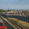 Northfields Underground Depot, Northfields