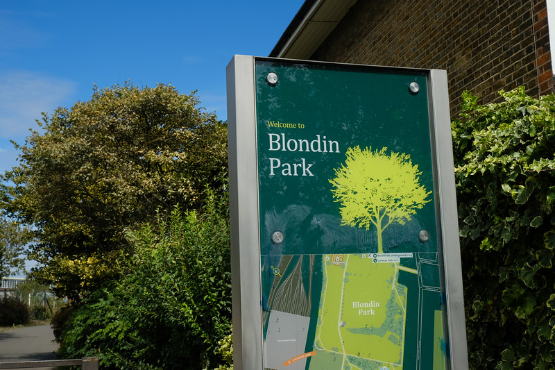 Blondin Park, Northfields