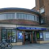Park Royal Station, Park Royal