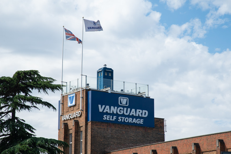 Vanguard Building, Park Royal