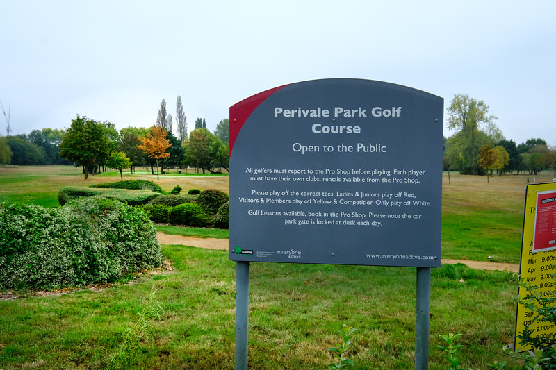Perivale Park Golf Club, Perivale