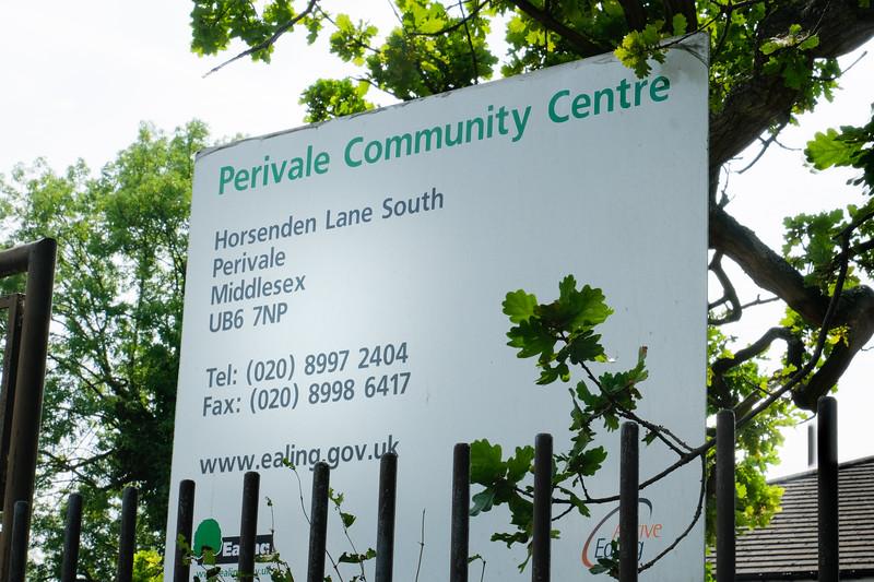 Perivale Community Centre, Perivale