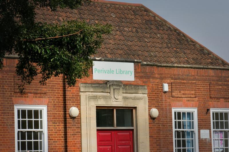 Perivale Library, Perivale