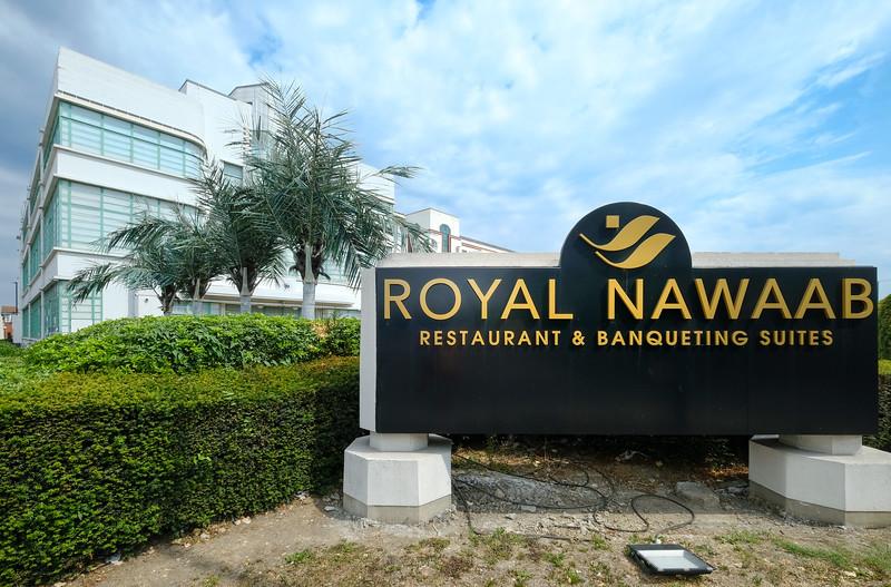 Royal Nawoob, Perivale