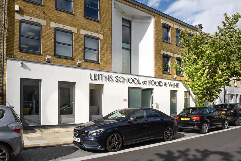Leith's School of Food & Wine, Shepherds Bush