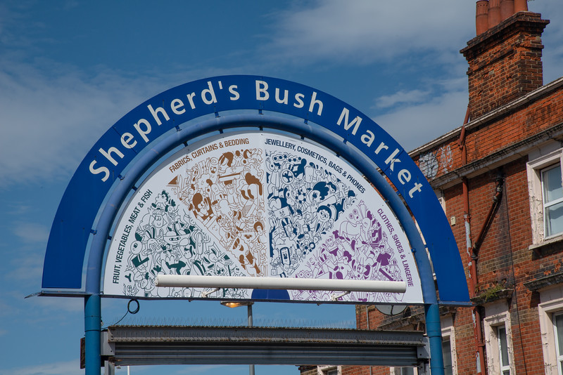 Shepherds Bush Market, Shepherds Bush