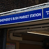 Shepherds Bush Market Station, Shepherds Bush