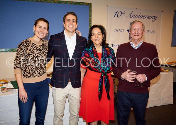 2020-03-07 The Greenwich Spanish School's 10th Anniversary Benefit