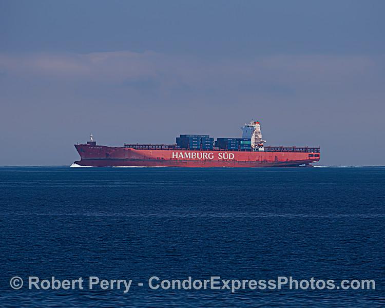 Container cargo ship Cap Andraeas