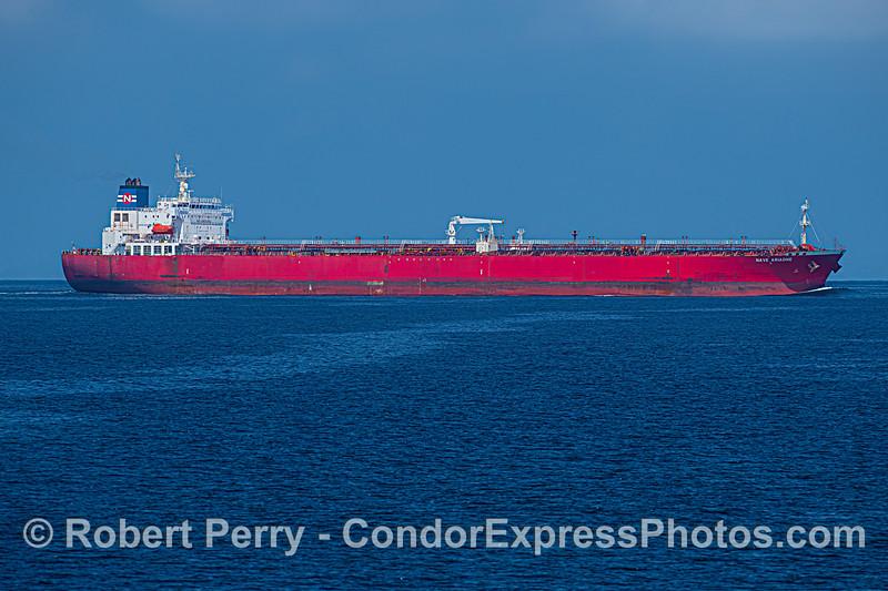 Crude oil tanker Nave Ariande