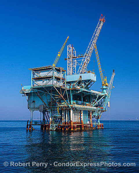 Oil and gas platfom A