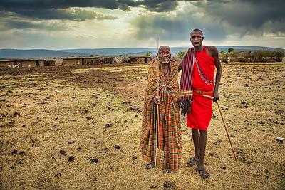 DA115,DJ,The-Maasai-Edler-and-Warrior-Africa