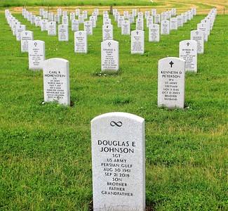 DA104,DT Honored Fallen Mandan Memorial Park Mandan, North Dakota